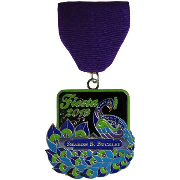 2019 Sharon B Buckley CPA Fiesta Medal